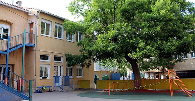 Cours école Saint Joseph Narbonne