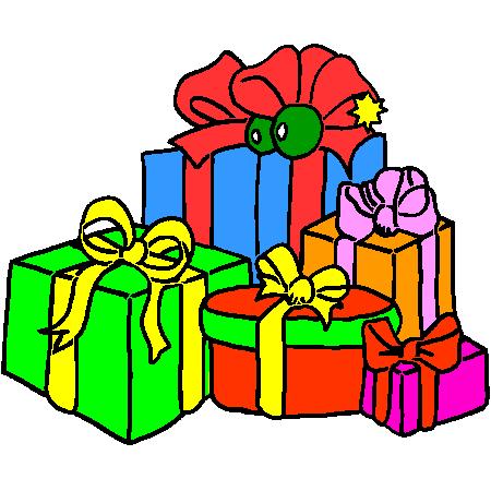 Po sie les cadeaux - Dessin cadeau anniversaire ...