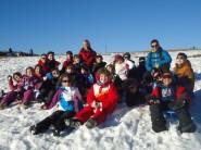 Classe de neige J1