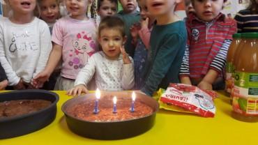 Joyeux anniversaire Alex et Lou ! – 3 ans