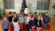 La venue du Père Noël