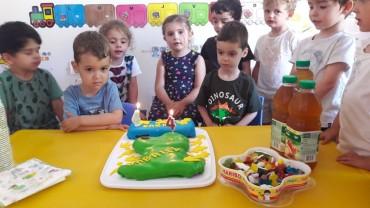 Joyeux anniversaire Sacha et Gabriel ! – 4 ans