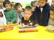 Joyeux anniversaire Ethan!!