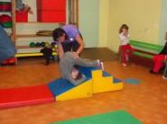 Les activités sportives : la Roulade.