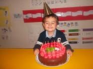 Anniversaire d'Arthur – 3 ans