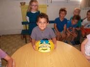 Alexis, Jade, Ema, Charlie et Gabriel ont fêté leurs 5 ans