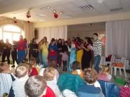 Le spectacle préparé par les élèves de Beauséjour