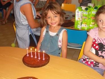 Les anniversaires de la première période